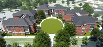 Presbyterian College New Senior Housing