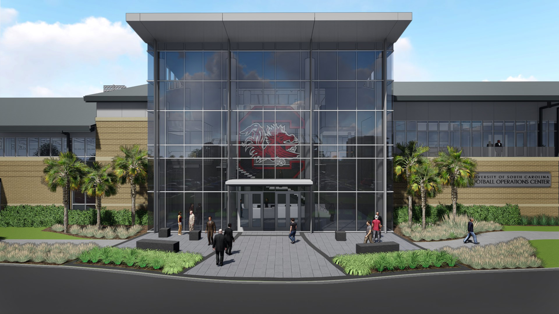 Gamecocks' facilities and success continue to grow
